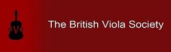 British Viola Society