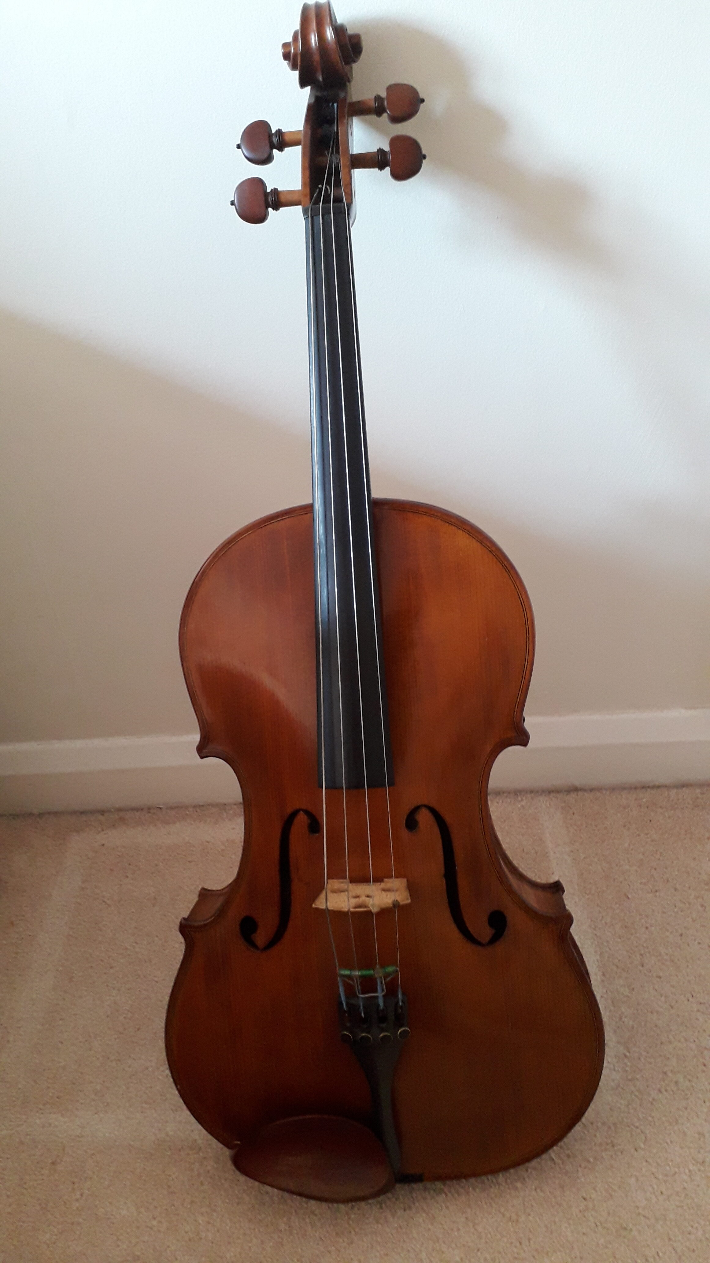 Violas For Sale and Wanted – British Viola Society